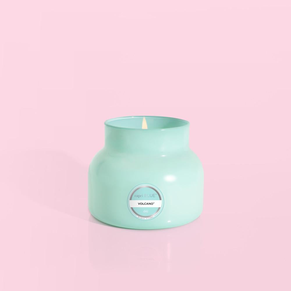 Capri Blue - Volcano Aqua Signature Jar Candle, 8 oz.