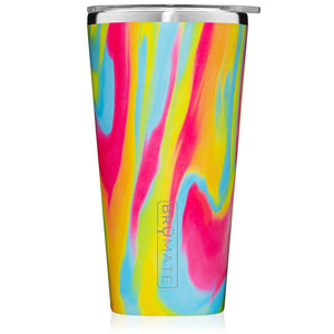 Load image into Gallery viewer, Tie Dye Imperial Pint