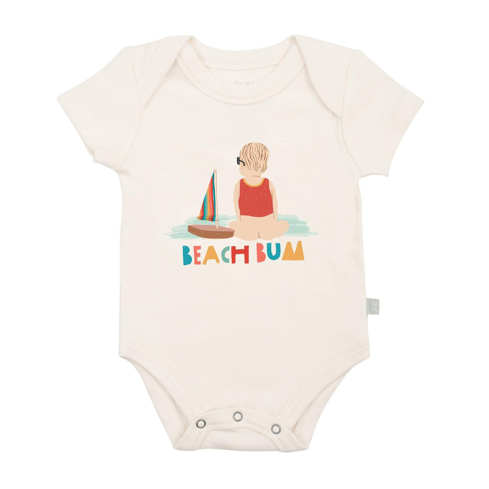 Load image into Gallery viewer, Beach Bum Onesie