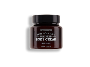 Load image into Gallery viewer, Beekman Fig Leaf Whipped Goat Milk Body Cream