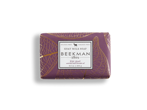 Beekman Fig Leaf Goat Milk Bar