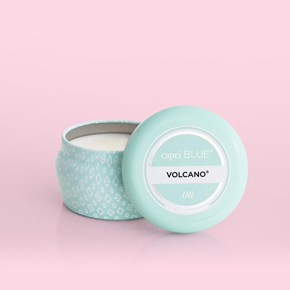 Capri Blue - Volcano Aqua Mini Tin Candle