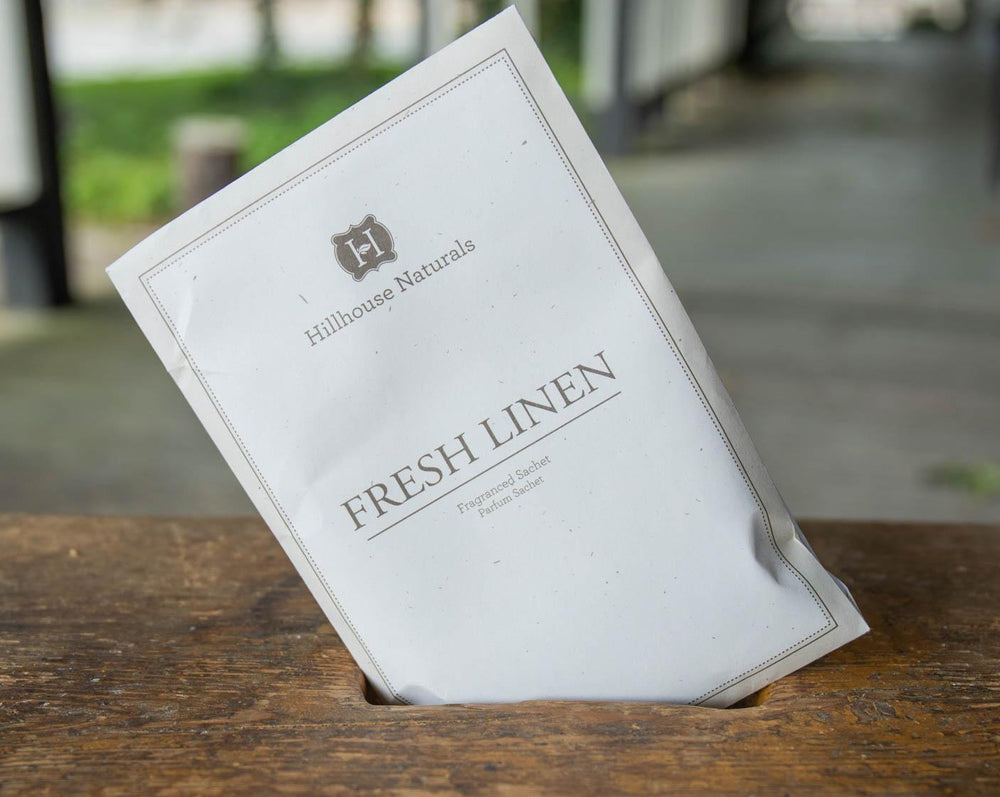 Load image into Gallery viewer, Hillhouse Naturals - Fresh Linen Sachet