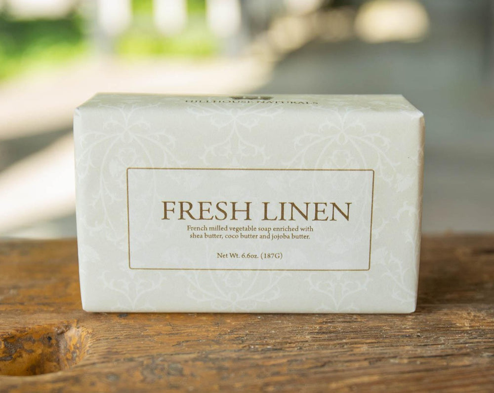 Fresh Linen French Milled Soap
