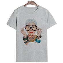 "Load image into Gallery viewer, Short-Sleeve T-Shirt ""Grand Mama'"