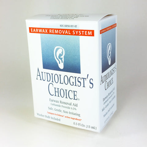 Audiologist's Choice Ear Wax Removal System