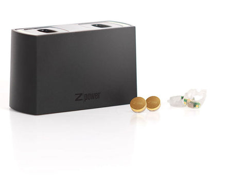 ZPower Rechargeable Battery System for Siemens Pure Hearing Aids