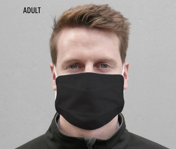 Black Barrier Mask