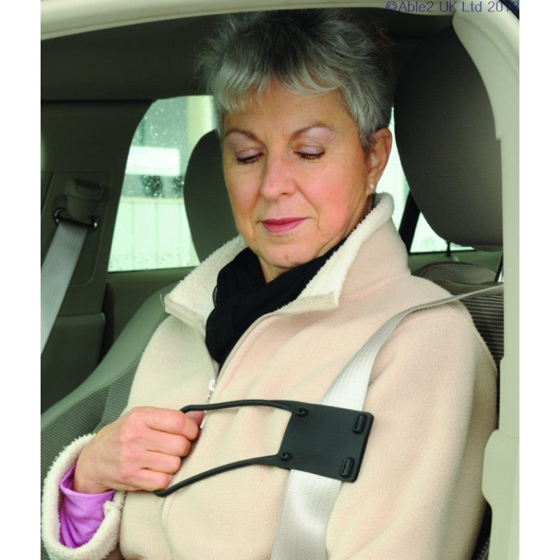 Auto Seatbelt Reacher
