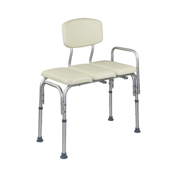 Padded Seat Bath Transfer Bench