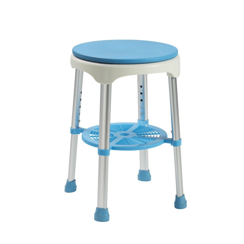 Delta S34 Shower Stool with Cushioned Swivel Seat
