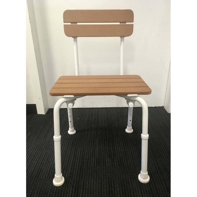 Delta C44 Timber Shower Chair