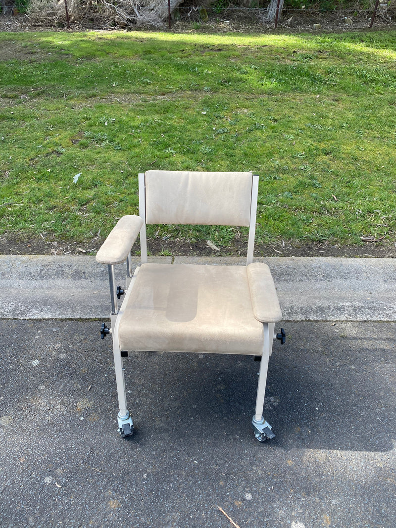 Rental - Kingston Mobile Chair with Dropside Arms (Per Week, Minimum 2 Week Hire)