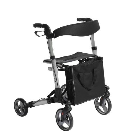 The Silver Fox Folding Mobility Walker