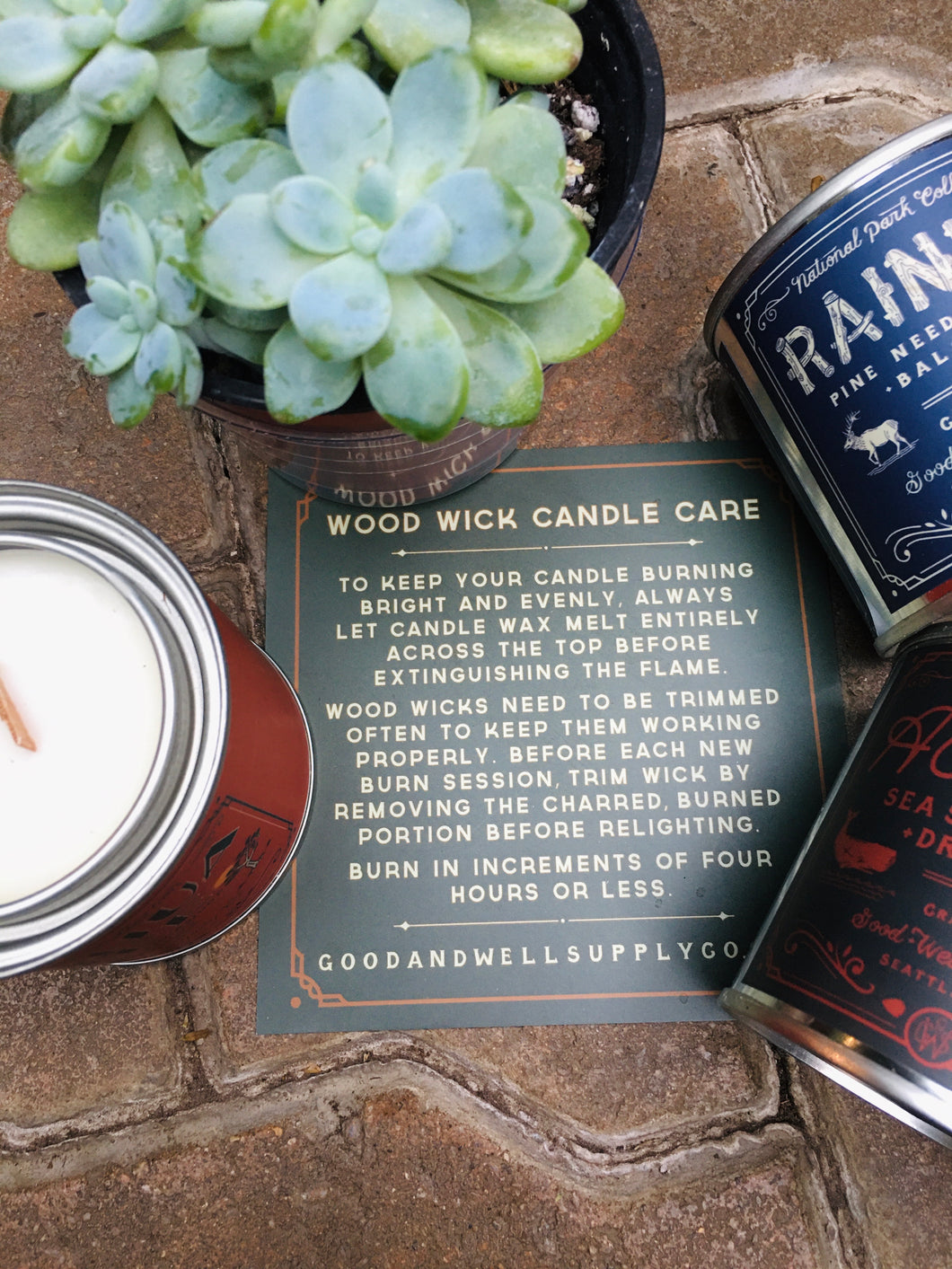 National Park Collection Candles