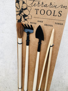 Terrarium Tools Kit 4pc