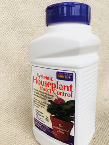 Houseplant Systemic Insect Control
