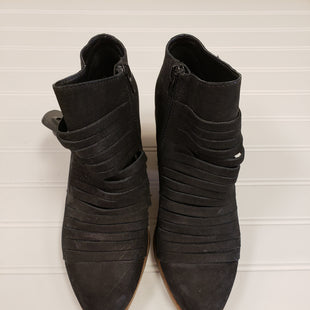Primary Photo - BRAND: LUCKY BRAND STYLE: BOOTS ANKLE COLOR: BLACK SIZE: 7 SKU: 117-11711-177516