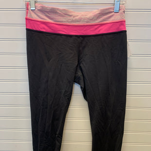 Primary Photo - BRAND: LULULEMON STYLE: ATHLETIC CAPRIS COLOR: BLACK SIZE: 6 SKU: 117-11711-182165