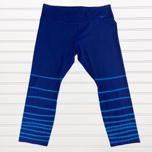 Primary Photo - BRAND: NIKE STYLE: ATHLETIC PANTS COLOR: BLUE SIZE: XL SKU: 117-117136-10109