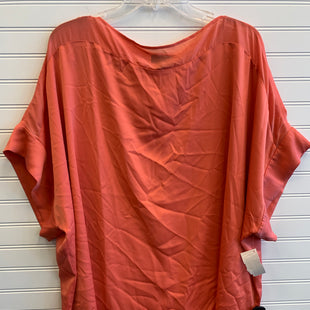 Primary Photo - BRAND: LIMITED STYLE: TOP SHORT SLEEVE COLOR: ORANGE SIZE: 3X SKU: 117-117103-47659
