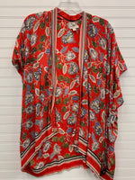 Primary Photo - BRAND: ANN TAYLOR LOFT <BR>STYLE: TOP SHORT SLEEVE <BR>COLOR: MULTI <BR>SIZE: XS <BR>SKU: 117-11711-183910
