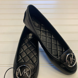Primary Photo - BRAND: MICHAEL BY MICHAEL KORS STYLE: SHOES FLATS COLOR: BLACK SIZE: 6 SKU: 117-117120-25449