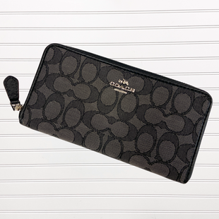 Primary Photo - BRAND: COACH STYLE: WALLET COLOR: MULTI SIZE: MEDIUM SKU: 117-117136-10328