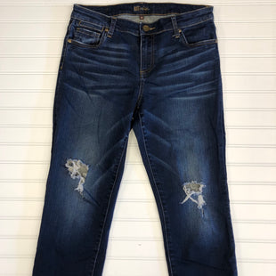 Primary Photo - BRAND: KUT STYLE: CAPRIS COLOR: DENIM BLUE SIZE: 8 SKU: 117-11711-167056