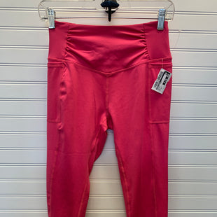 Primary Photo - BRAND: FREE PEOPLE STYLE: ATHLETIC CAPRIS COLOR: MAGENTA SIZE: XS SKU: 117-117103-55037