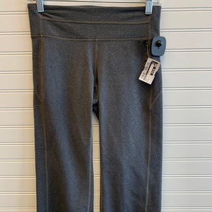 Primary Photo - BRAND: ATHLETA STYLE: ATHLETIC CAPRIS COLOR: GREY SIZE: S SKU: 117-117136-6840