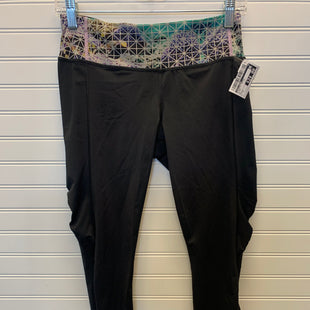 Primary Photo - BRAND: LULULEMON STYLE: ATHLETIC CAPRIS COLOR: BLACK SIZE: 6 SKU: 117-11711-184038
