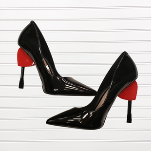 Shoes High Heel By Aldo  Size: 6 - BRAND: ALDO STYLE: SHOES HIGH HEEL COLOR: BLACK SIZE: 6 SKU: 117-11711-168940
