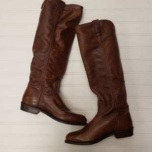 Primary Photo - BRAND: FRYE STYLE: BOOTS KNEE COLOR: BROWN SIZE: 8 SKU: 117-11711-176024