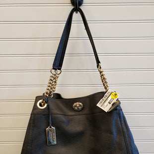 Primary Photo - BRAND: COACH STYLE: HANDBAG DESIGNER COLOR: BLACK SIZE: LARGE OTHER INFO: AS IS SKU: 117-11711-181015