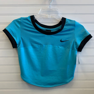Primary Photo - BRAND: NIKE STYLE: ATHLETIC TOP COLOR: BLUE SIZE: XS OTHER INFO: RETAIL $65 SKU: 117-11783-98450