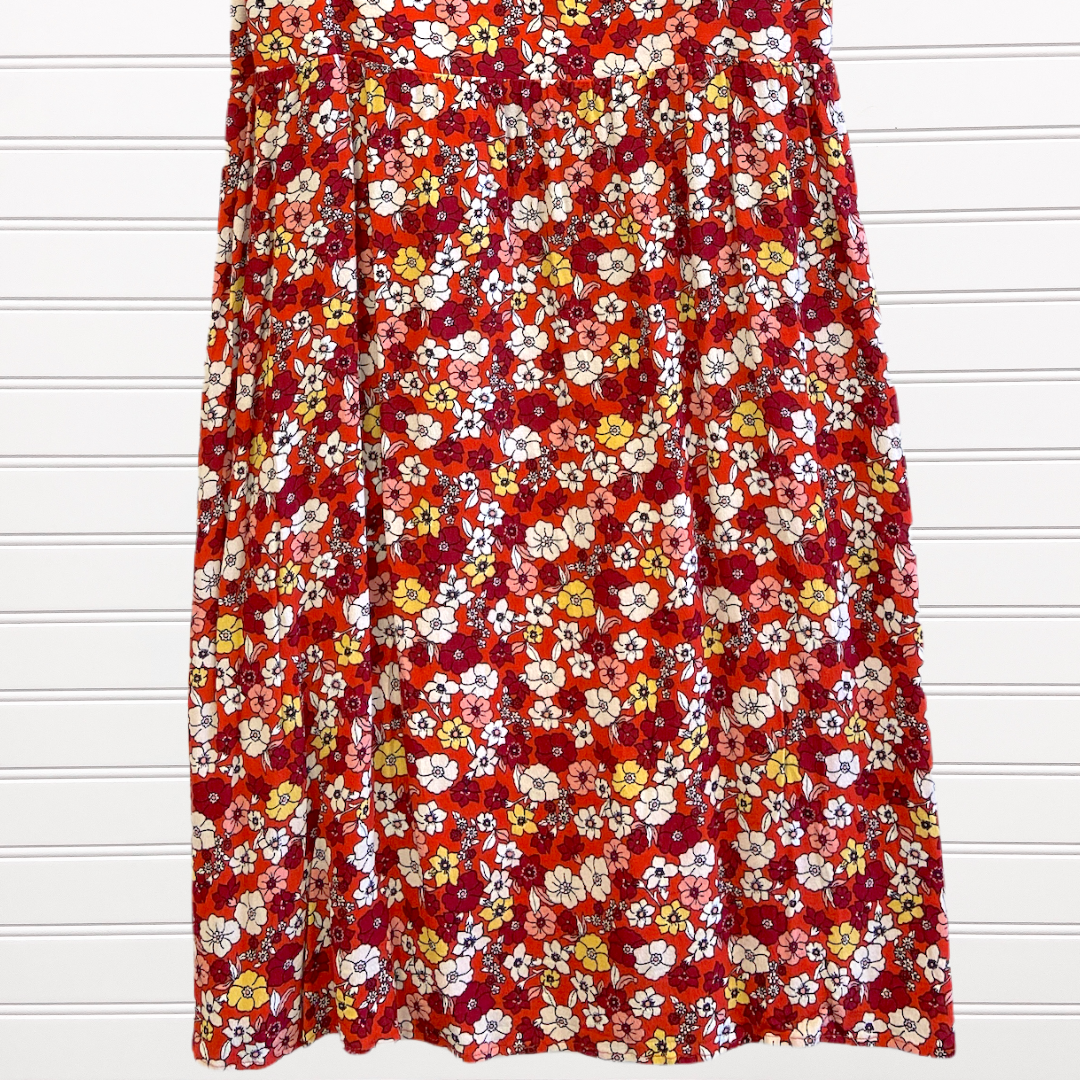 Photo #2 - BRAND: LOFT <BR>STYLE: DRESS SHORT SLEEVELESS <BR>COLOR: MULTI <BR>SIZE: 22 <BR>SKU: 117-117136-4472