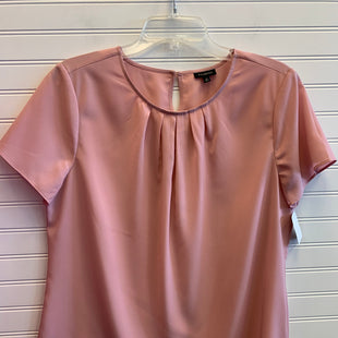 Primary Photo - BRAND: TALBOTS STYLE: TOP SHORT SLEEVE COLOR: PINK SIZE: 12 SKU: 117-11711-186125