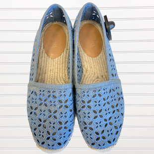 Primary Photo - BRAND: MICHAEL BY MICHAEL KORS STYLE: SHOES FLATS COLOR: BLUE SIZE: 8.5 SKU: 117-11711-173358