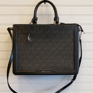 Primary Photo - BRAND: MICHAEL BY MICHAEL KORS STYLE: HANDBAG DESIGNER COLOR: BLACK SIZE: LARGE SKU: 117-117120-29700