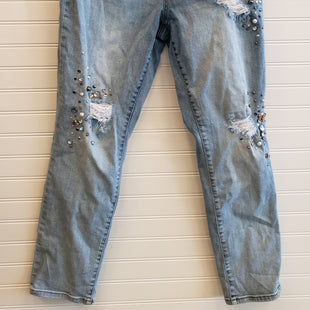 Primary Photo - BRAND: CHICOS STYLE: JEANS COLOR: DENIM BLUE SIZE: 10 SKU: 117-11711-184732
