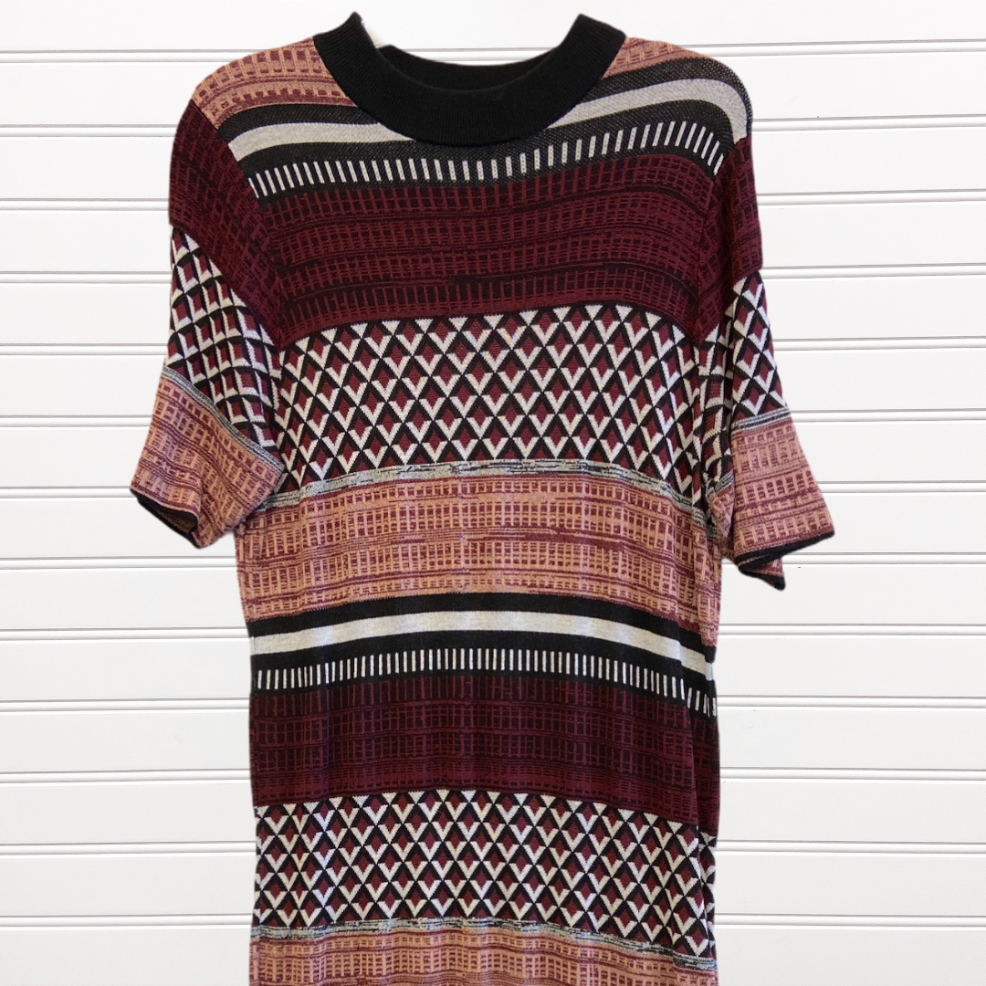 Photo #1 - BRAND: H&M <BR>STYLE: DRESS SHORT SHORT SLEEVE <BR>COLOR: MULTI <BR>SIZE: 2X <BR>SKU: 117-11711-177971