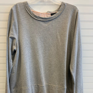 Primary Photo - BRAND: LANE BRYANT STYLE: TOP LONG SLEEVE COLOR: GREY SIZE: 18 SKU: 117-117136-8749