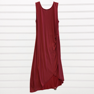 Primary Photo - BRAND: ALYA STYLE: DRESS SHORT SLEEVELESS COLOR: BRICK RED SIZE: 2X SKU: 117-117120-22269
