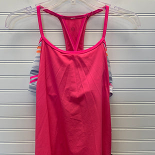 Primary Photo - BRAND: LULULEMON STYLE: ATHLETIC TANK TOP COLOR: MULTI SIZE: 6 SKU: 117-11711-182180