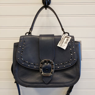 Primary Photo - BRAND: MICHAEL BY MICHAEL KORS STYLE: HANDBAG DESIGNER COLOR: BLUE SIZE: SMALL OTHER INFO: 35F8TV7M6T $398 SKU: 117-11783-98352