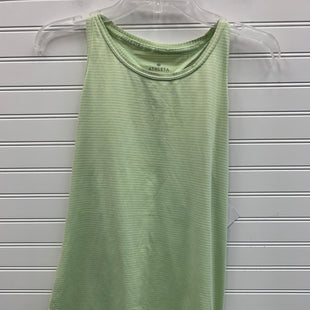 Primary Photo - BRAND: ATHLETA STYLE: ATHLETIC TANK TOP COLOR: GREEN SIZE: S SKU: 117-117103-50781