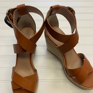 Primary Photo - BRAND: BANANA REPUBLIC STYLE: SANDALS HIGH COLOR: TAN SIZE: 8.5 SKU: 117-117120-25337
