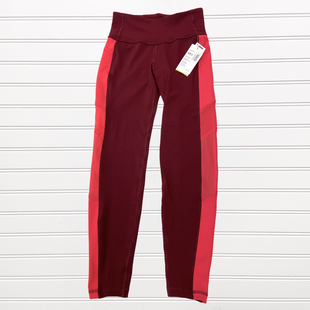 Primary Photo - BRAND: OLD NAVY STYLE: ATHLETIC PANTS COLOR: BURGUNDY SIZE: S OTHER INFO: RETAIL $39.99 SKU: 117-117120-20229