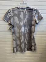 Photo #1 - BRAND: UNDER ARMOUR <BR>STYLE: ATHLETIC TOP <BR>COLOR: GREY <BR>SIZE: XS <BR>SKU: 117-117136-11076
